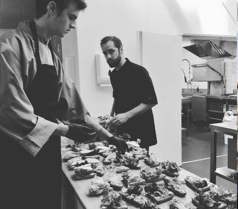 Gastronomi - køkkenet - FGU Nord Ballerup