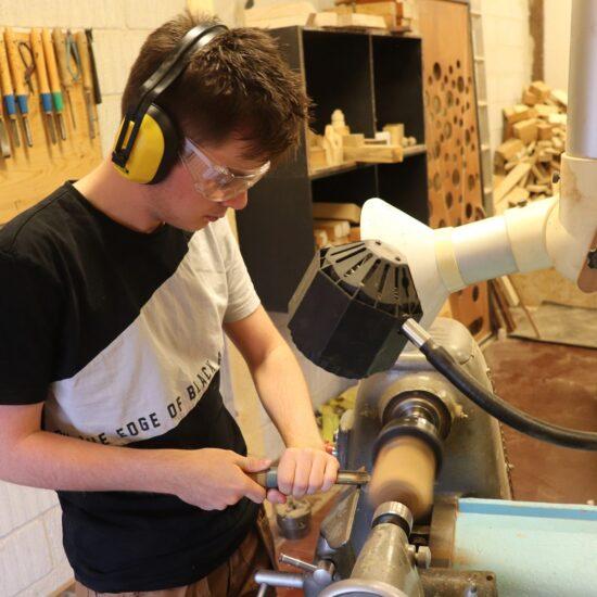 Træ og håndværk - FGU NORD Ballerup
